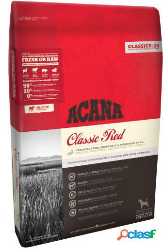 Acana Pienso para Perros Classic Red 11.4 Kg