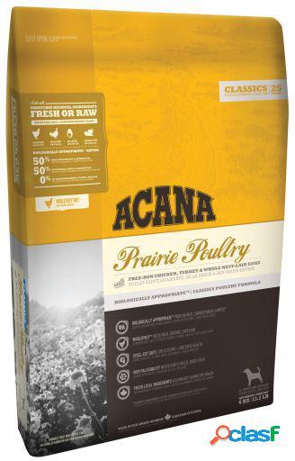 Acana Prairie Poultry Comida Perros Natural 11.4 Kg