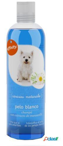 Affinity Champú para perros de pelaje Blanco 250 ml