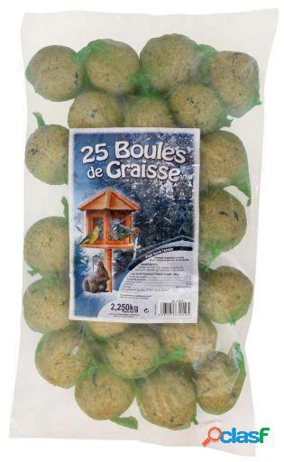 Agrobiothers Bolsa de 25 Suet Balls Odc 2.25 KG