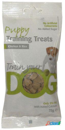 Agrobiothers Entrenamiento para cachorros trata Hellodog 75