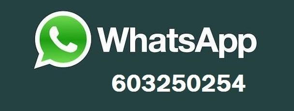 Al whatsapp  por tu examen - Alicante
