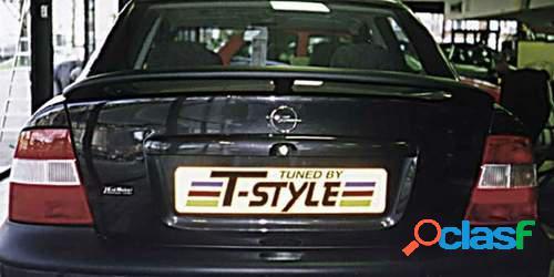 Aleron deportivo para Opel Vectra B Sed+ Luz de freno