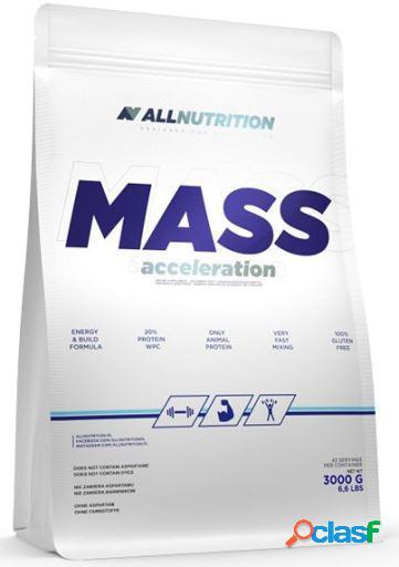 Allnutrition Aceleración de Masas Fresa 7000 gr 3000 gr