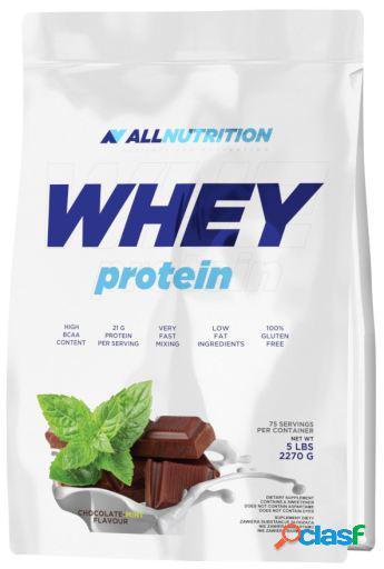 Allnutrition Whey Protein Plátano 2270 g Plátano