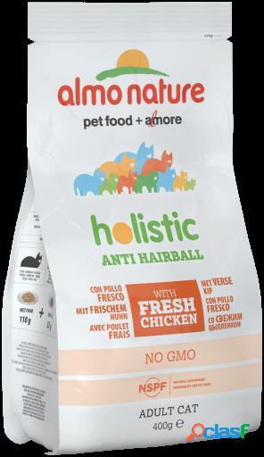 Almo nature Cat Functional Dry Antihairball Pollo y Arroz