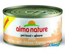 Almo nature Cat Hfc Legend Natural Kitten Pollo 24x140 gr