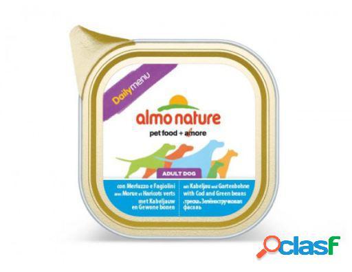 Almo nature Daily Men Bacalao & Judias 0.1 Kg