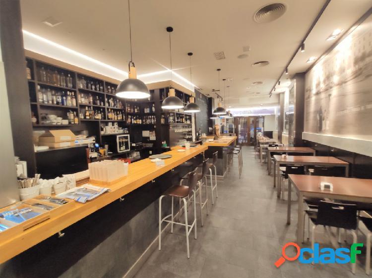 Alquiler con traspaso local de hostelería en A Coruña,