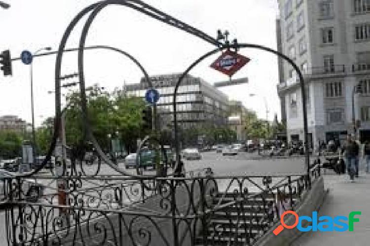 Alquiler de apartamento en Chamberi-Rios Rosas amueblado