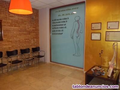 Alquilo despacho en centro medicina alternativa