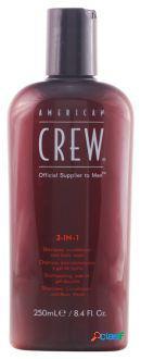 American Crew 3 In 1 Sport Edition 250 ml 250 ml