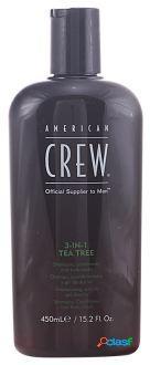 American Crew 3 In 1 Tea Tree 450 ml 450 ml