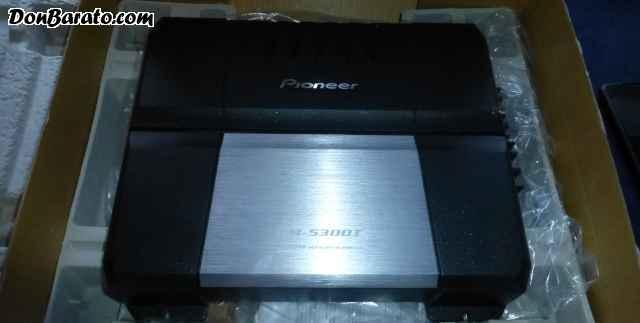 Amplificador pioneer 760w