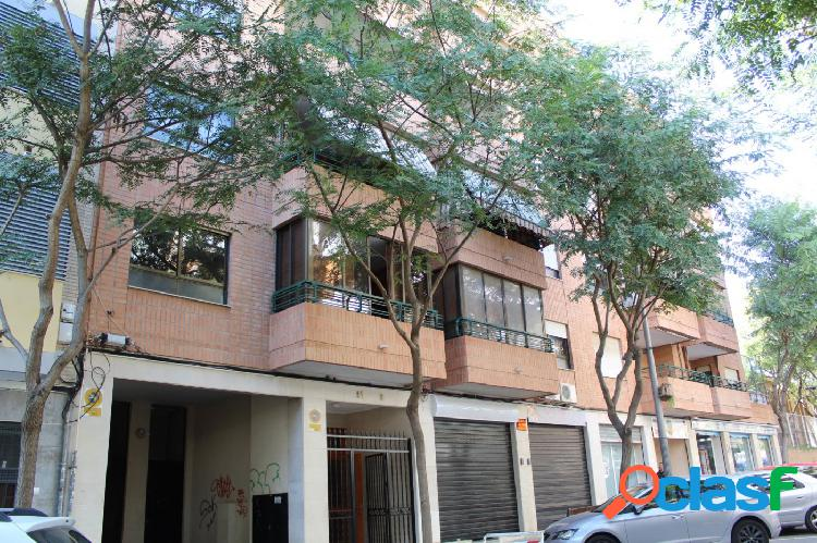 Amplio piso con garaje en San Vicente del Raspeig
