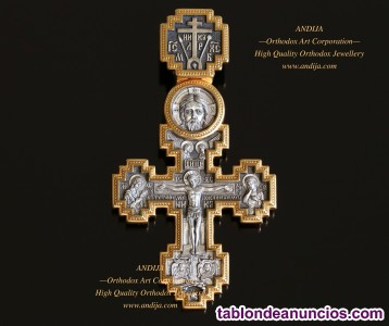 Andija orthodox store crucifixion of christ