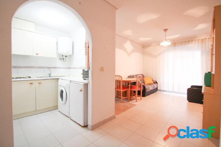 Apartamento de 1 dormitorio a tan solo 400 metros del Mar