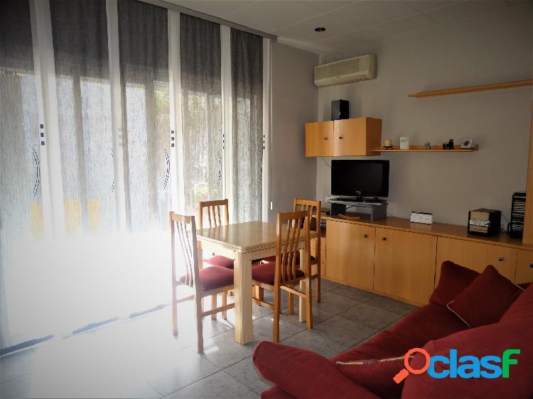 Apartamento de 2 habitaciones situado en la zona residencial