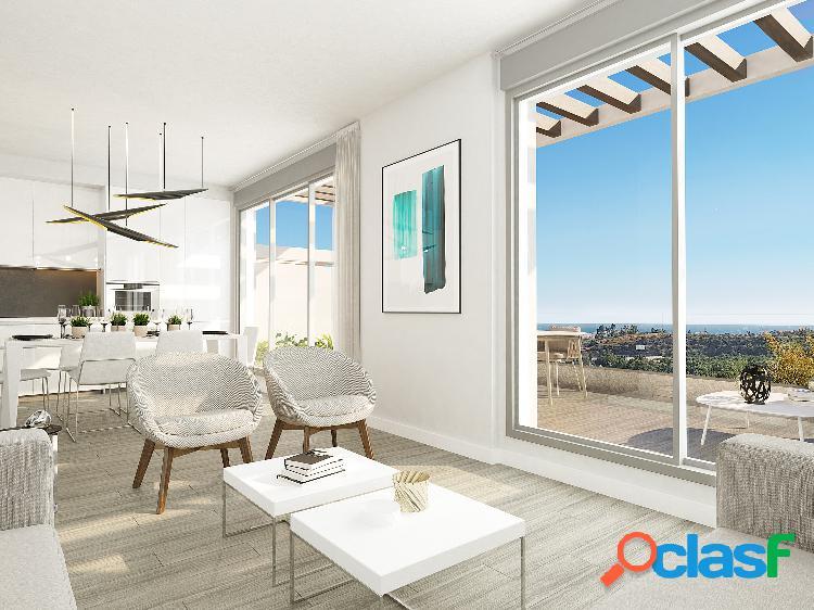 Apartamentos de Obra Nueva en venta en Cancelada, Estepona,