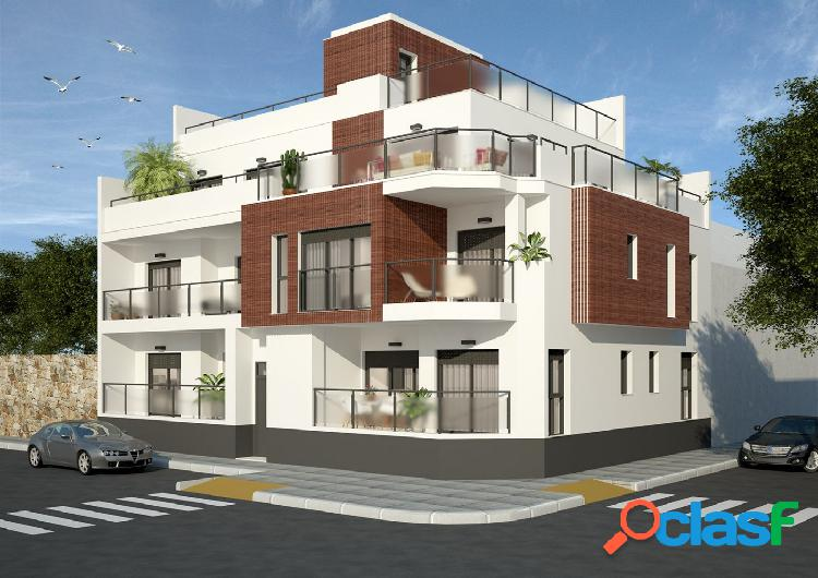 Apartamentos de obra nueva en Pilar de la Horadada