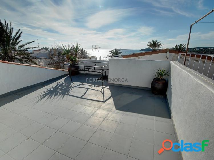 Apartment de 2 dormitorios en S'Algar con terraza privada en