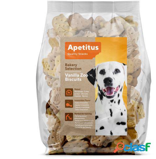 Apetitus Galletas Vanilla Zoo Biscuits 500 GR