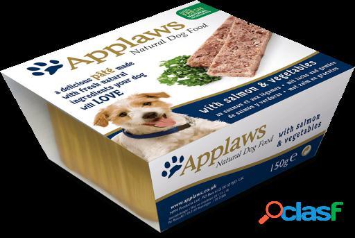 Applaws Pate con Salmon y Verduras para Perros 150 GR