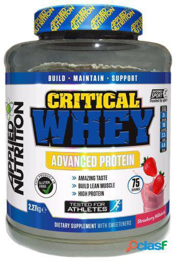 Applied Nutrition Critical Whey 2270 gr Plátano