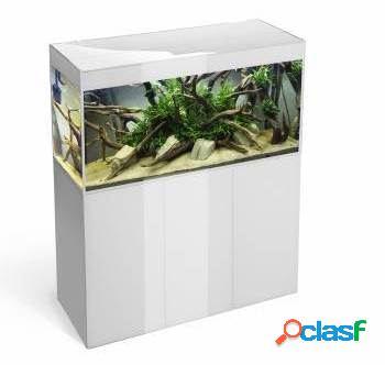 Aquael Acuario Glossy 150 Color Blanco 405 Ltd