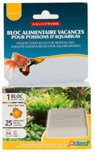 Aquaprime Holiday Fish Block Aquaprime 81 GR