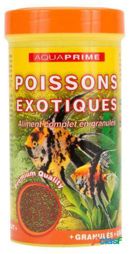 Aquaprime Pellets Exotic Fish 250Ml Aquaprime 37 gr