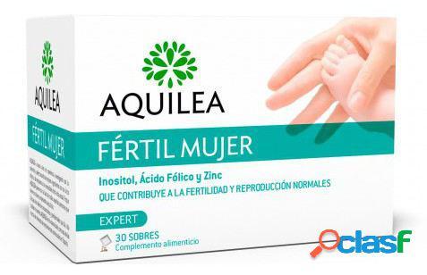 Aquilea Fertil Mujer 30 Bolsitas 30 Unidades