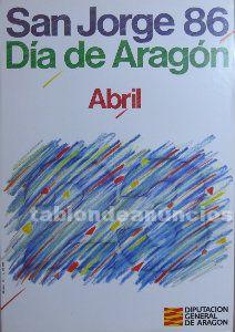 Aragón 23 abril