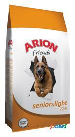 Arion Pienso para Perros Friends Senior Light 3 Kg