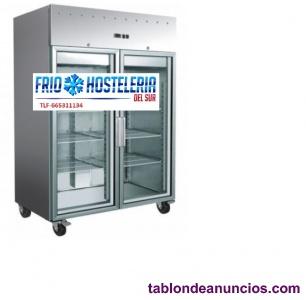 Armarios refrigerados de acero con puert