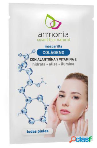 Armonía Mascarilla Colágeno +Alantoína + Vitamina E 24