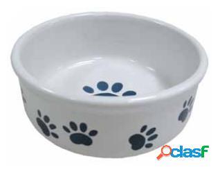 Arquivet Comedero Ceramica Huellas 19 cm