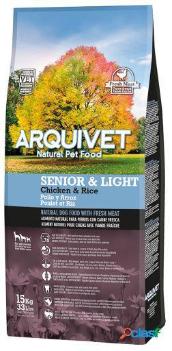 Arquivet Dog Senior & Light 15 Kg