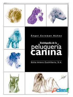 Artero Enciclopedia de La Peluquería Canina 1.5 Kg