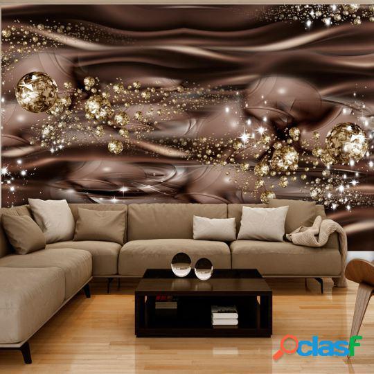 Artgeist Fotomural Chocolate River 300x210 cm