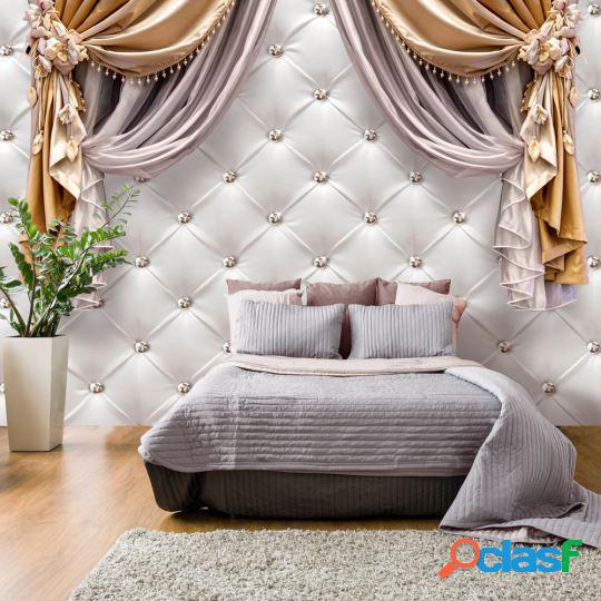 Artgeist Fotomural Curtain of Luxury 200x140 cm