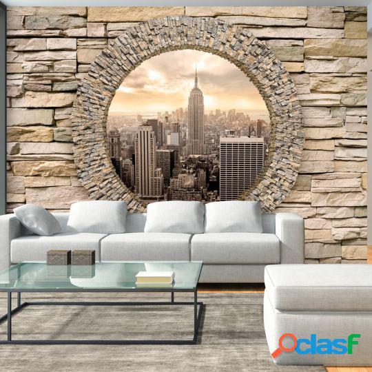 Artgeist Fotomural Hidden City 300x210 cm