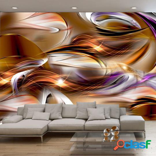 Artgeist Fotomural Mar del ámbar 100x70 cm