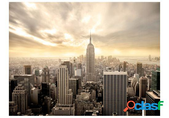 Artgeist Fotomural Nueva York Manhattan al amanecer 400x309