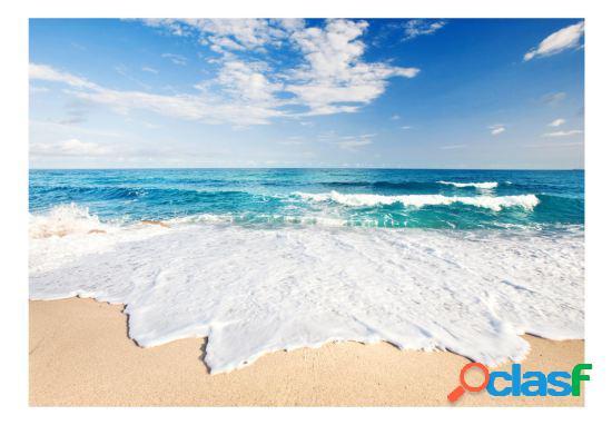 Artgeist Fotomural Olas del mar 400x280 cm