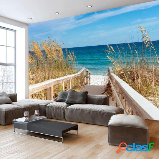 Artgeist Fotomural Summer at the Seaside 100x70 cm