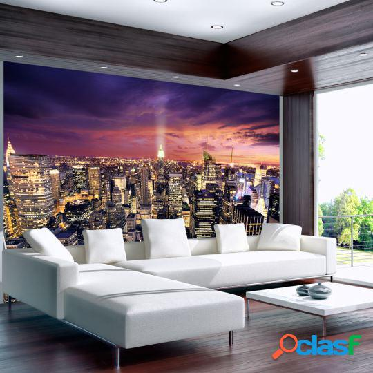 Artgeist Fotomural Tarde en Nueva York 150x105 cm