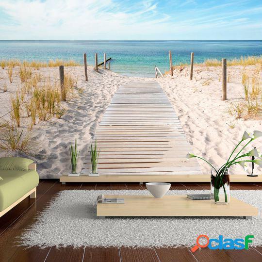 Artgeist Fotomural Vacaciones en el mar 100x70 cm