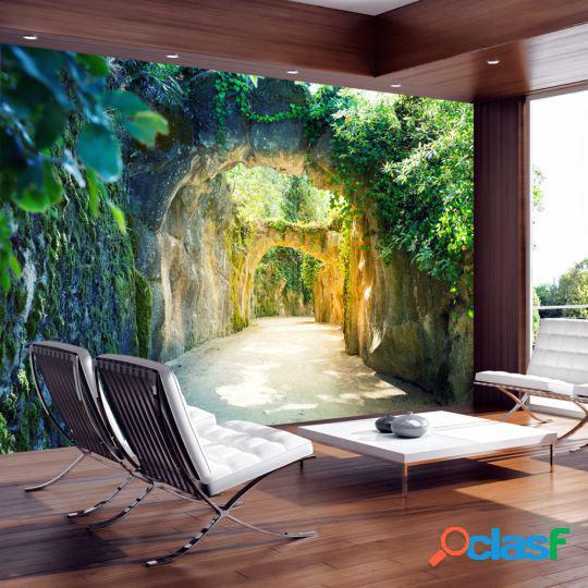 Artgeist Fotomural Via naturae 100x70 cm