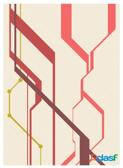 Artgeist Papel Pintado - El primer metro